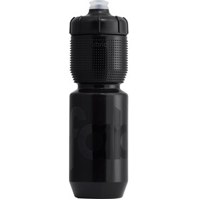 Fabric Gripper Isulated Bottle 650ml black/black